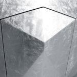 Drzwi srebrnej komody Allcut