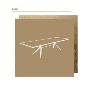 Rozkładany stół do jadalnii Clin Angle